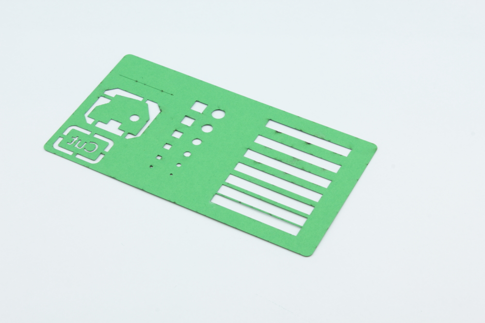 Paper 0.37mm Green - Flashbacks
