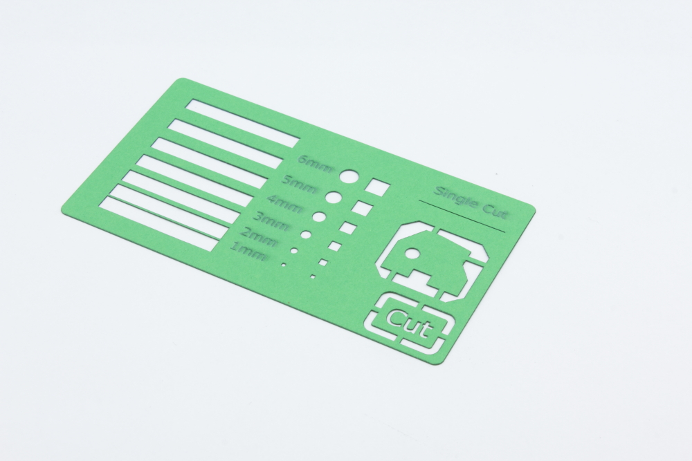 Paper 0.37mm Green - Cut