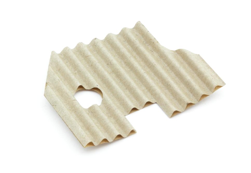 Corrugated cardboard 2,6mm - Back