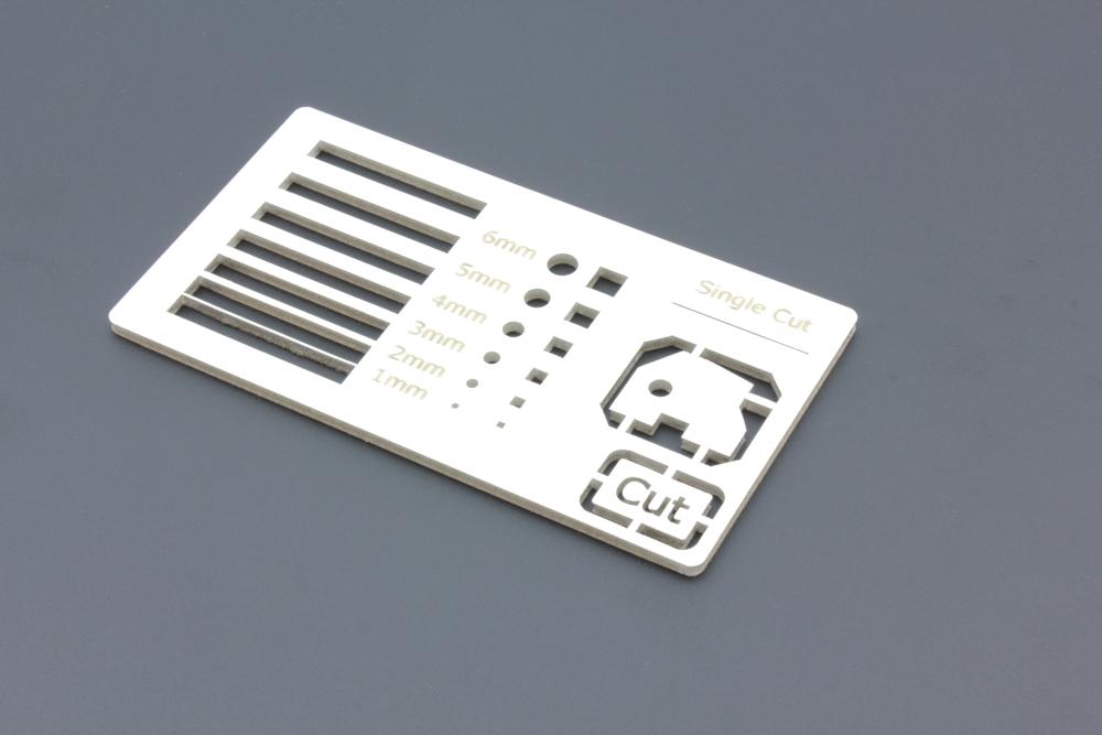 Foam board 3mm - Cut