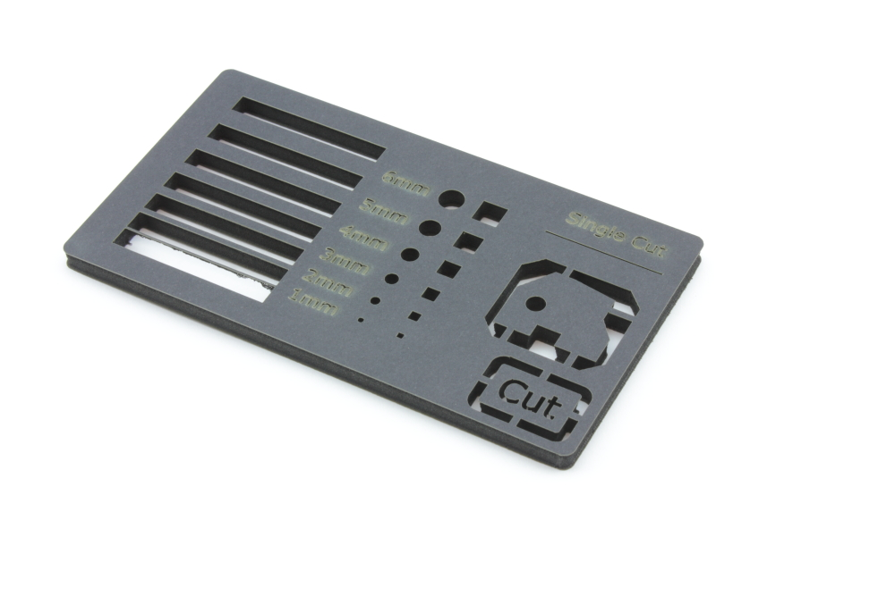 Foam board 5mm - Cut