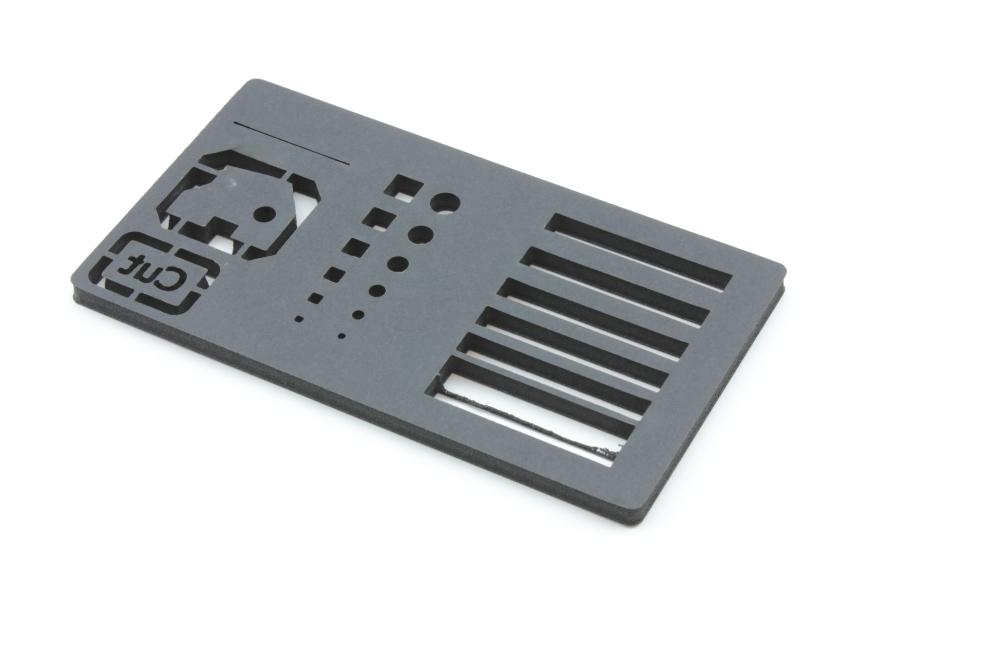 Foam board 5mm - Backside